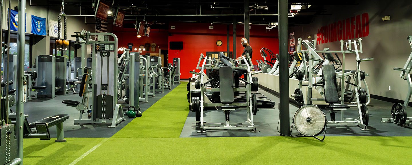 Check out our gym near you Bonaire GA